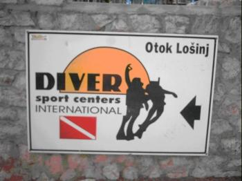 Divers Sport Center,Mali Losinj - Cikat,Kroatien