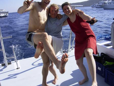 Blue Sea Diving Center,Sharm el Sheikh,Sinai-Süd bis Nabq,Ägypten
