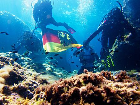 diving Dragonera,Port d`Andratx,Balearen,Spanien,diving.DE Dragonera