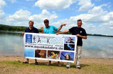 Aqua Kadabra Tauchsportcenter,Würzburg-Kist,Bayern,Deutschland