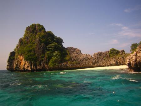 Scandinavian Lanta Diver,Andamanensee,Thailand