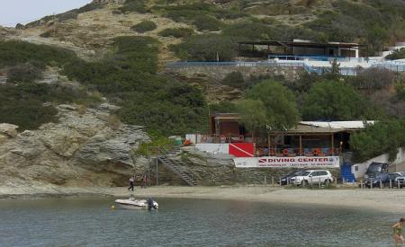 European Diving Institute,Lygaria Beach,Kreta,Griechenland