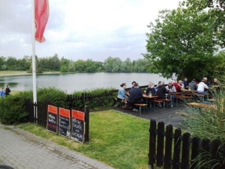 Café Strandgut,Hitdorf,Nordrhein-Westfalen,Deutschland