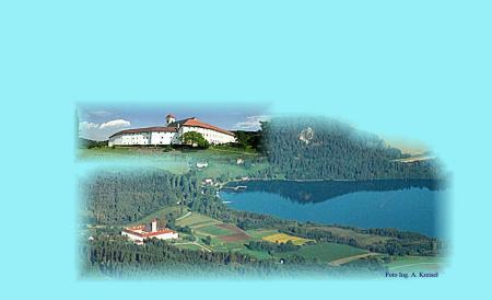 Längsee,St.Georgen,Umgebung St.Veit/Glan,Österreich