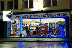 Tauchen + Freizeit GmbH,Wuppertal,Nordrhein-Westfalen,Deutschland