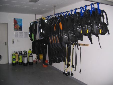 Dive Team Euskirchen,Nordrhein-Westfalen,Deutschland