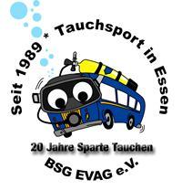 EVAG  BSG Abtl. Sporttauchen,Nordrhein-Westfalen,Deutschland