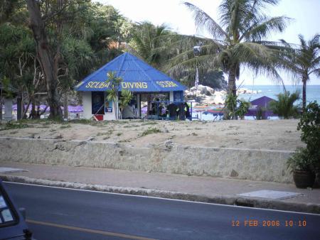 Phuket Scuba Club / Karon,Andamanensee,Thailand