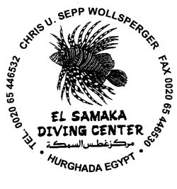 El Samaka Diving Center,Hurghada,Ägypten