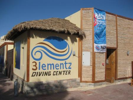 3lementz - Diving Center,Amwaj Blue Beach Resort,Abu Soma,Safaga,Ägypten