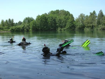 Dive Camp,Memmingen,Bayern,Deutschland