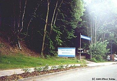 Tauchbasis Edersee,Waldeck,Hessen,Deutschland