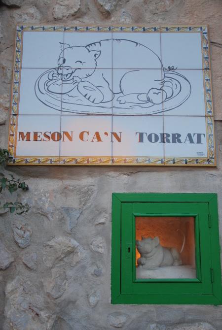 Meson can Torrat,Calvia,Mallorca,Spanien