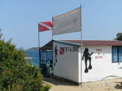 Dolphin Diving Center,Skiathos,Griechenland