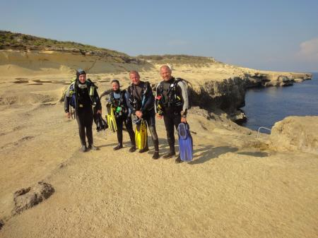 Moby Dives,Malta