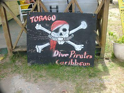 Tobago Dive Pirates,Trinidad und Tobago