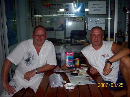 Scuba Quest Dive Center,Kamala,Andamanensee,Thailand