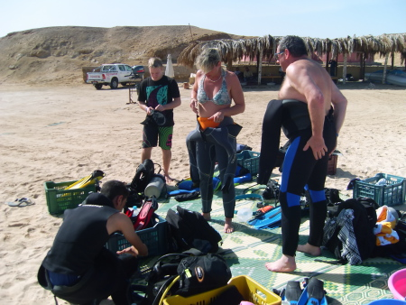 Reef-Villa (Diving Station),Ägypten