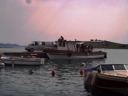 Nadji-Laguna,Pakostane,Kroatien