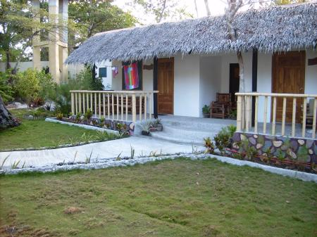 Polaris Beach Resort,Cabilao,Philippinen