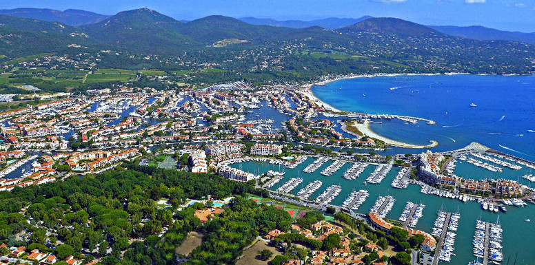 Gulf of St. Tropez, Europeandiving School, Port Grimaud (Südfrankreich), Frankreich