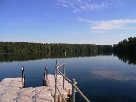Großer Kaarster See,Nordrhein-Westfalen,Deutschland