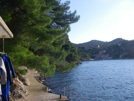 Lothar Weiss,Sali,Dugi Otok,Kroatien