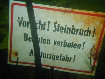 Steinbruch Wildschütz, Steinbruch Wildschütz,Sachsen,Deutschland