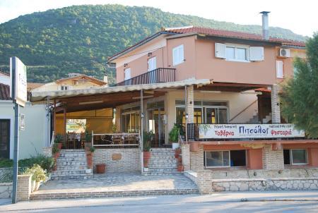 Taverna Pitsolos,Limni Kerioú,Zakynthos,Griechenland