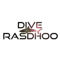 """LOGO """"Dive Rasdhoo"""", Dive Rasdhoo, Malediven"""