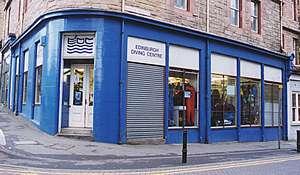 Edinburgh Diving Centre, Großbritannien, Schottland