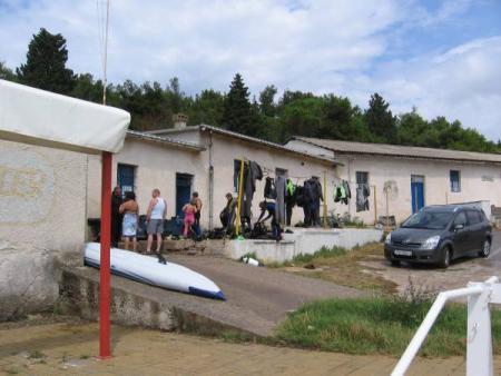 Meeresschule Valsaline,Pula,Kroatien