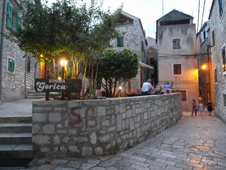 Konoba Gorica,Sibenik,Kroatien