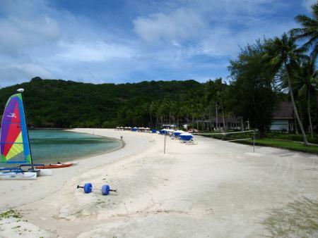 Palau Pacific Resort,Mikronesien