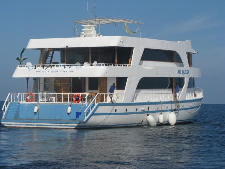 Ari Queen,Malediven
