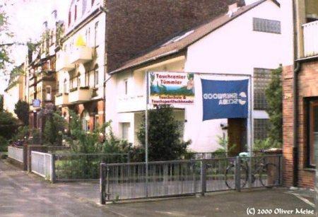 Tauchcenter Tümmler,Kassel,Hessen,Deutschland
