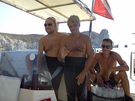 Aegean Divers,Santorini,Griechenland