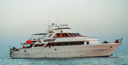 M/Y Blue Waves,Ägypten