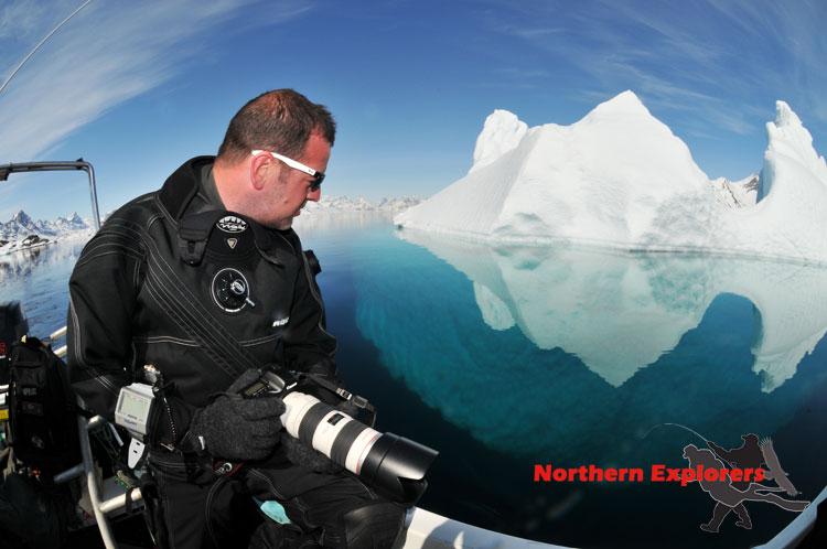 Northern Explorers - Tasiilaq (East Greenland), Ostküste Tasiilaq (East Greenland),Grönland,Eisberge