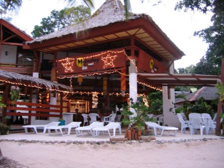 Mabuhay Dive Resort,Small Lalaguna,Sabang Beach,Mindoro,Philippinen