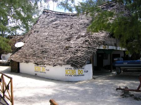 Scuba Do,Tansania