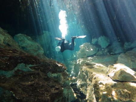 Casa Cenote,Mexiko