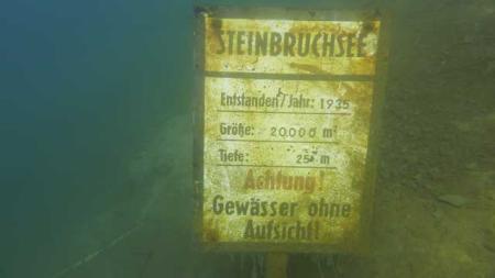 Steinbruchsee Pretzien,Sachsen-Anhalt,Deutschland,Sachsen Anhalt
