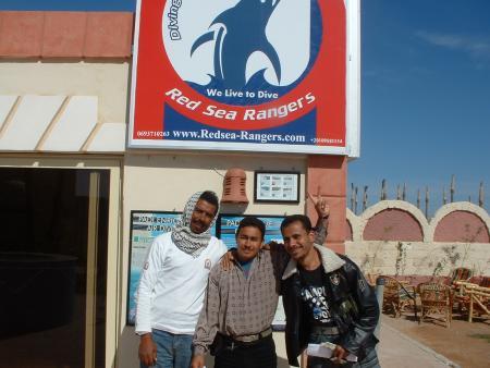 Red Sea Rangers,Sharm el Sheikh,Sinai-Süd bis Nabq,Ägypten