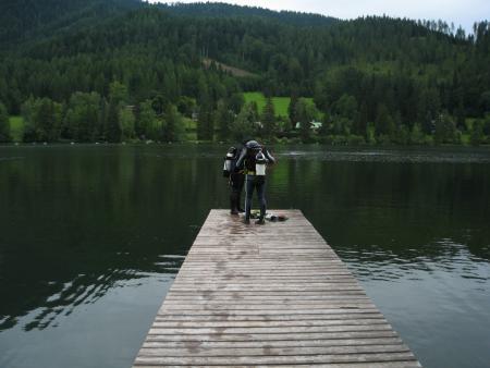 Harry´s Tauchschule,Erlaufsee,Steiermark,Österreich