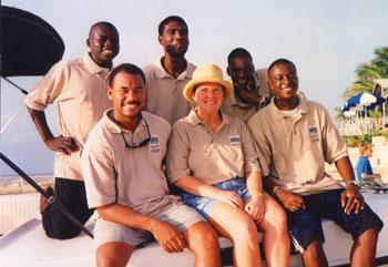 Oasis Divers,Grand Turks,Turks- und Caicosinseln