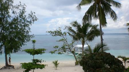 Hippocampus Beach Resort,Malapascua (Cebu),Philippinen
