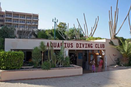 Aquarius,Hotel Marriott,Hurghada,Ägypten