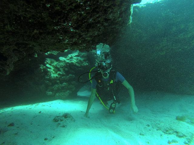 Caves, Windmills Diving School Protaras, Zypern