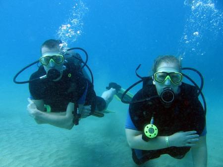 Hippocampo Dive Center,Cabarete,Dominikanische Republik